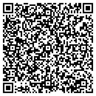 QR-код с контактной информацией организации КОНКУР, ЧП