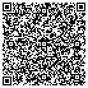 QR-код с контактной информацией организации МАРТИНА МАГАЗИН, ЗАО