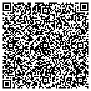 QR-код с контактной информацией организации ООО «Обуховский мясокомбинат»