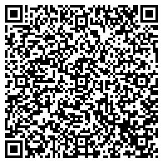 QR-код с контактной информацией организации БАНЯ ПТЖКХ