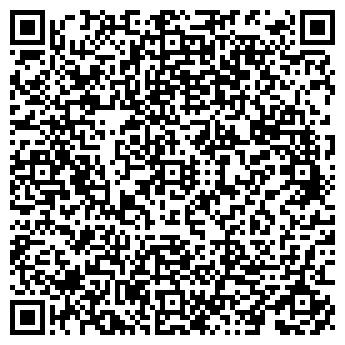 QR-код с контактной информацией организации БАР ЗАО БЕРКУТ