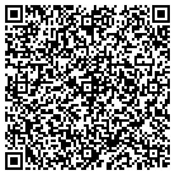 QR-код с контактной информацией организации КАНАТ, ЗАО