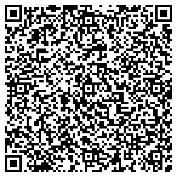QR-код с контактной информацией организации ИНТЕР МАГАЗИН № 1 ЧП ЛАПШИНА О.А.