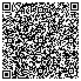 QR-код с контактной информацией организации ПАРМА ЗАО МАГАЗИН № 3