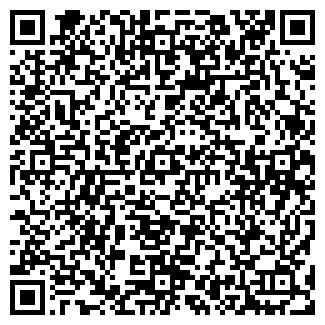 QR-код с контактной информацией организации ШАНС, ЗАО