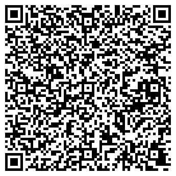 QR-код с контактной информацией организации МАГАЗИН № 1 ЗАО ПАРМА