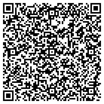 QR-код с контактной информацией организации ОБЩЕЖИТИЕ МУП ОЖКХ