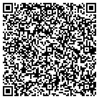 QR-код с контактной информацией организации ЗАО ДОМ ТОРГОВЛИ