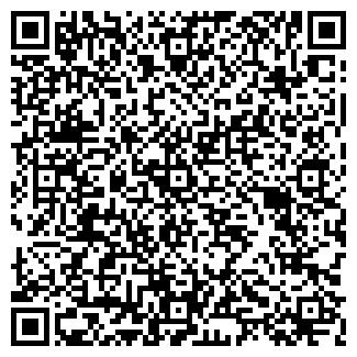 QR-код с контактной информацией организации СИНДБАД