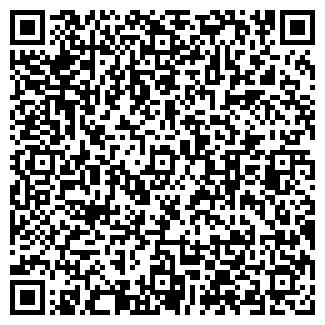QR-код с контактной информацией организации КЛЕМЕНТЬЕВО, ЗАО