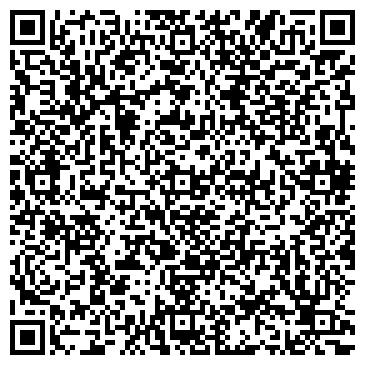 QR-код с контактной информацией организации ЦЕНТР ДЕТСКОГО И ЮНОШЕСКОГО ТУРИЗМА
