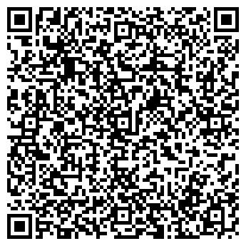 QR-код с контактной информацией организации ПОДСТАНЦИЯ ТЯГОВАЯ № 1