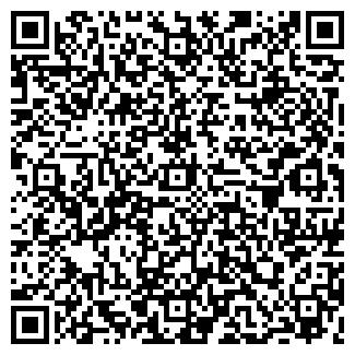 QR-код с контактной информацией организации МИРАЖ, ОАО