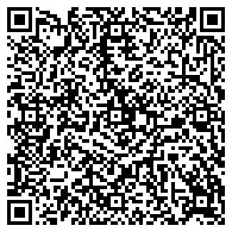 QR-код с контактной информацией организации ООО РАБИКОН