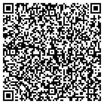 QR-код с контактной информацией организации ВСЕ ДЛЯ ВАС АГЕНТСТВО, ООО