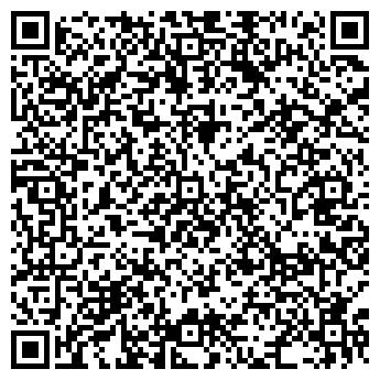 QR-код с контактной информацией организации ИП ПАЛЬМИРА