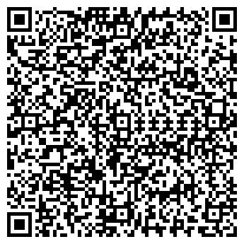 QR-код с контактной информацией организации СПАРТАК СПОРТЗАЛ