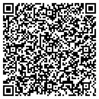 QR-код с контактной информацией организации ДЕЛЬФИН, БАССЕЙН