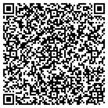 QR-код с контактной информацией организации ГАРАЖ ОБЛКОММУНЭНЕРГО
