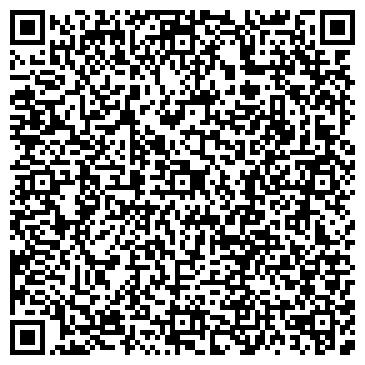 QR-код с контактной информацией организации ГАРАЖ ОФТАЛЬМОЛОГИЧЕСКОЙ БОЛЬНИЦЫ