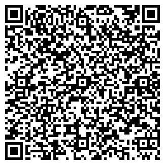QR-код с контактной информацией организации ФОРУМ ТД, ЗАО