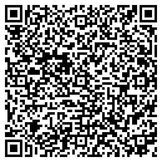 QR-код с контактной информацией организации СИНТЕЗ, АО