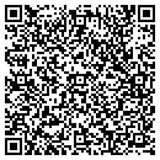 QR-код с контактной информацией организации АЛВИС ПЛЮС