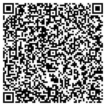 QR-код с контактной информацией организации АВТОТЕХМАС АТМ, ЗАО