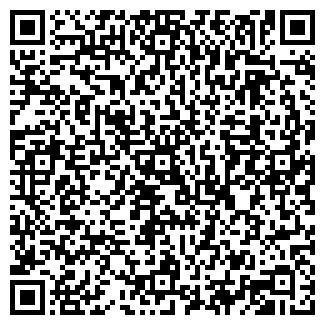 QR-код с контактной информацией организации ЮДИНА, ЧП