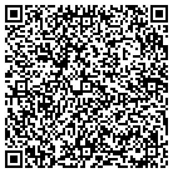 QR-код с контактной информацией организации РУСХИМСЕТЬ ТАМБОВ, ЗАО