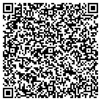 QR-код с контактной информацией организации ПОТЕНЦИАЛ ТОО