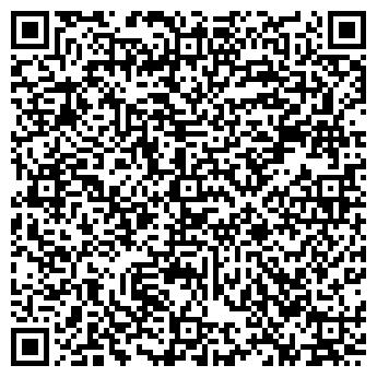 QR-код с контактной информацией организации ООО ЦЕНТРАЛЬНАЯ