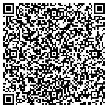 QR-код с контактной информацией организации РАТИБОРИНВЕСТ ТОО