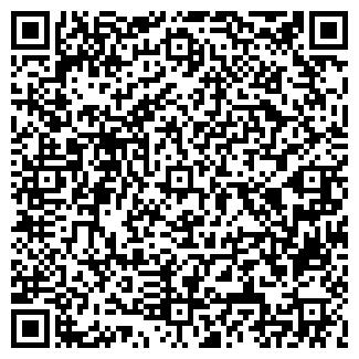 QR-код с контактной информацией организации МАГАЗИН № 8 РЫБА
