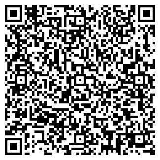 QR-код с контактной информацией организации EURO JEANS