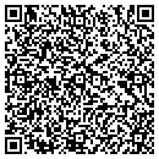 QR-код с контактной информацией организации MERLIN