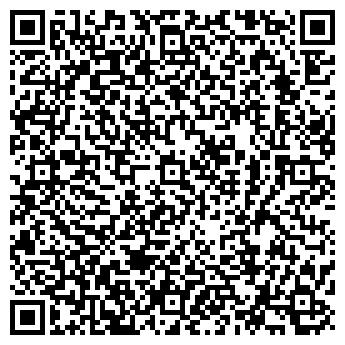QR-код с контактной информацией организации БИОТЕХИНДУСТРИЯ МНПК