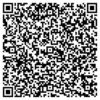 QR-код с контактной информацией организации ЗАО СИНТЕКС