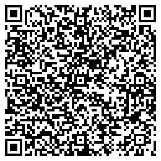 QR-код с контактной информацией организации ООО ПОЛИНА