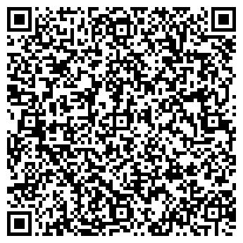 QR-код с контактной информацией организации САБАНТОЙ КАФЕ