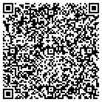 QR-код с контактной информацией организации МАГАЗИН ТВЕРСКОЙ ТЕКСТИЛЬ