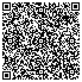 QR-код с контактной информацией организации СРЕДИ ЦВЕТОВ-ПРИРОДА