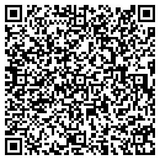 QR-код с контактной информацией организации ЗАО ПРЕСТО