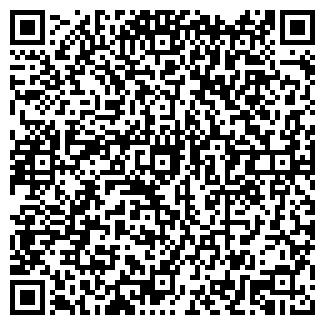 QR-код с контактной информацией организации ООО БАЙРАМЛАР