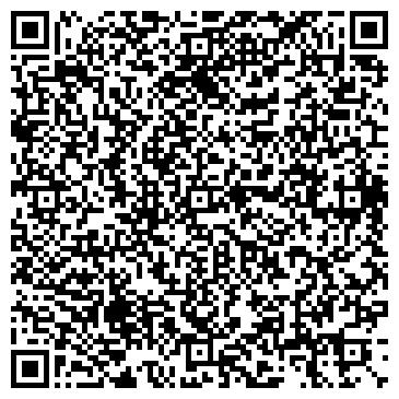 QR-код с контактной информацией организации УБРУСЪ ШКОЛА ДРЕВНЕРУССКОГО ИСКУССТВА