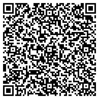 QR-код с контактной информацией организации ТИП-ТОП КЛУБ