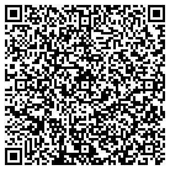 QR-код с контактной информацией организации ТКАНИ МАГАЗИН