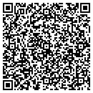 QR-код с контактной информацией организации ООО ЛИДИР