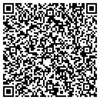 QR-код с контактной информацией организации МАГИЧЕСКИЕ РУКИ