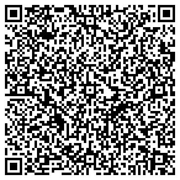 QR-код с контактной информацией организации УРАЛ ГОСТИНИЦА ПРОДМАРКЕТ ПК